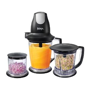 Ninja Master Prep QB1004 Professional Blender & Food Processor