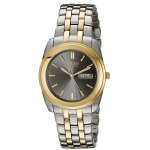 Lightning deal! Citizen Men's BM8224-51E Eco-Drive Two-Tone Stainless Steel Watch