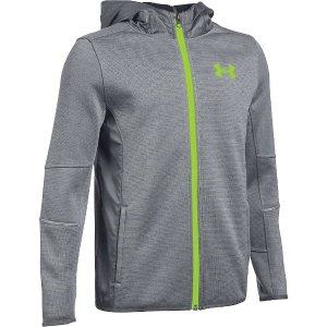 Under Armour Boys' UA Swacket Full Zip Jacket