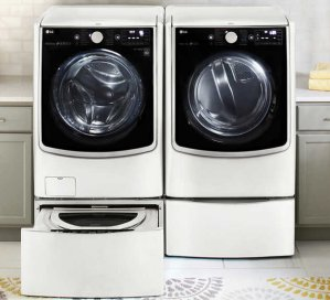 2016 Black Friday! $1200 off LG TwinWash 5000 Laundry Suite with Electric Dryer