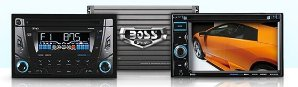 20% off or more Select Boss Audio Products @ Amazon.com