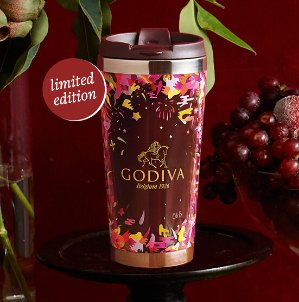 15% off $65 + get a Free Tumbler and Chocolate Truffle Coffee With Orders $75+ @ Godiva