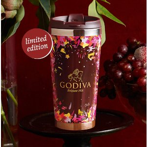 15% off $65 + get a Free Tumbler and Chocolate Truffle Coffee