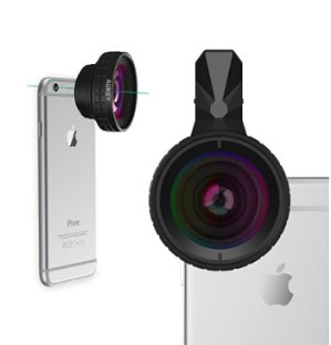 Up to 25% Off AUKEY Ora Smartphone Macro Lenses @ Amazon