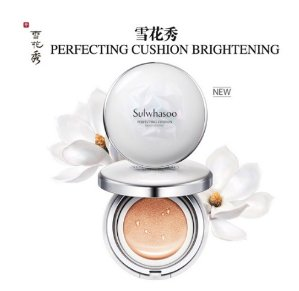 15% Off SULWHASOO Perfecting Cushion Brightrning SPF50+PA+++ 15g*2,  #23 Medium Beige or #21 Medium Pink