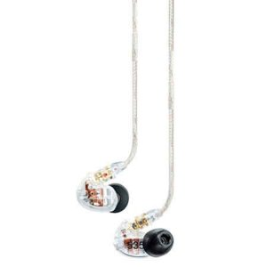 Shure SE535-CL  Sound Isolating Earphones with Triple High Definition MicroDrivers