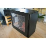 Fractal Design Define S Black Window Silent ATX Midtower Case