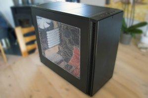 Fractal Design Define S Black Window Silent ATX Midtower Case