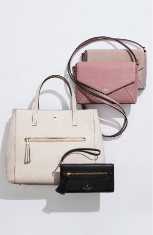 As Low As $111.9 Kate Spade New York Pink Handbag @ Nordstrom
