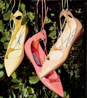 Up to 40% Off Jimmy Choo Women Shoes Sale @ Saks Fifth Avenue