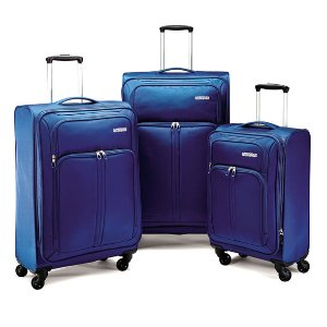 American Tourister Splash Spin LTE 3 PC Set