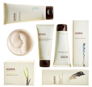 Buy 1 Get 1 Free Select Products @ AHAVA