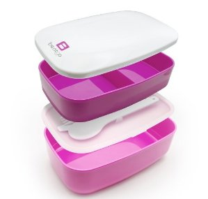 $8.99 lightning deal-Bentgo All-in-One Stackable Lunch/Bento Box