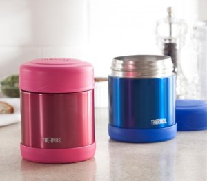 $10 Thermos Stainless Steel Non-Licensed Funtainer Food Jar 10oz
