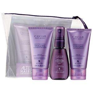 CAVIAR Volume Trio Kit - ALTERNA Haircare | Sephora