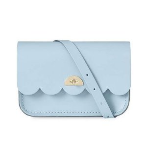 Periwinkle Blue Small Cloud Bag | The Cambridge Satchel Company