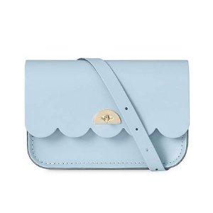 Periwinkle Blue Small Cloud Bag | The Cambridge Satchel Company