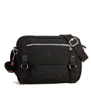 Gracy Crossbody Bag - Black   Kipling