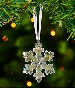 Swarovski Annual Edition 2016 Little Snowflake Ornament
