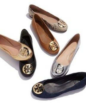 Tory Burch Ballet Flats - New Reva