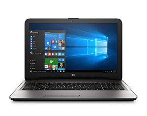$329.99 HP Notebook 15-ay011nr 15.6-Inch Laptop (i5-6200U, 8GB, 1TB)