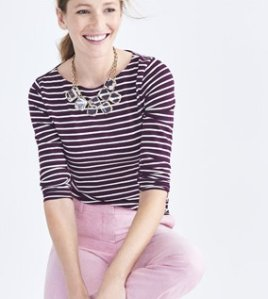 30% Off Sitewide or 40% Off Clearance+Free Shipping @ J.Crew Factory