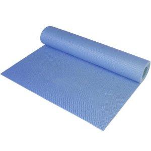CAP Fitness Yoga Mat, blue