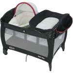 Graco Pack 'n Play Playard with Newborn Napper Lite, Weave