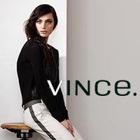 Up to 82% Off Vince on Sale @ Rue La La