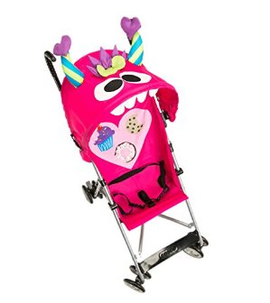 $24.99 Cosco Umbrella Stroller, Monster Shelley