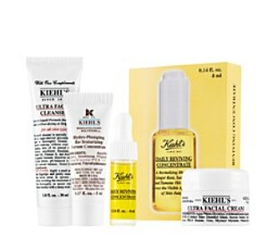 $15 Off $150+Up to 7 Gift Set with Kiehl's Since 1851 Purchase @ Bloomingdales