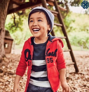 Two Days Only!As Low As $10 Kids Heritage Hoodies Doorbuster @ OshKosh BGosh
