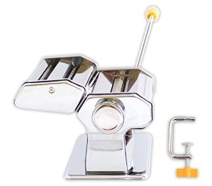 Manno Italiano Pasta Maker and Cutter - Make Perfect Pastas from Scratch