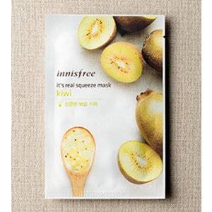 SKIN CARE - It's real squeeze mask - kiwi | innisfree
