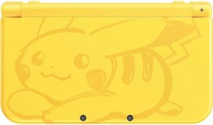 $212.99Nintendo Pikachu Yellow Edition New Nintendo 3DS XL Yellow + 3DS USB AC Adapter