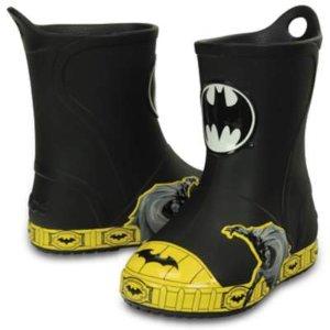 Crocs Bump It Batman Boot