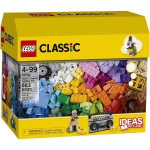 LEGO Classic LEGO Creative Building Set, 10702 - Walmart.com