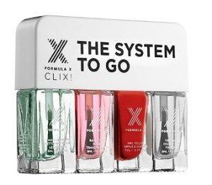 $8 Formula X The System To Go CLIX! – Nail Polish Set @ Sephora.com