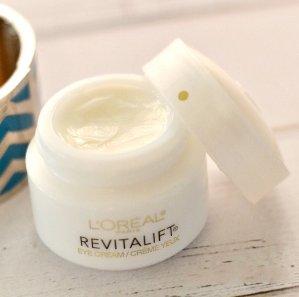 $6.89 L'Oreal Paris RevitaLift Anti Wrinkle + Firming Eye Cream