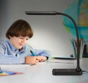 史低价!TaoTronics Dimmable 触控护眼LED台灯