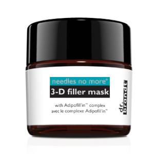needles no more 3-D filler mask - BEST SELLERS -