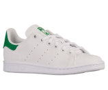 adidas Originals Stan Smith - Boys' Grade School - Casual - Shoes - White/White/Green
