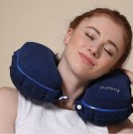 $6.99 Purefly Inflatable Neck Pillow