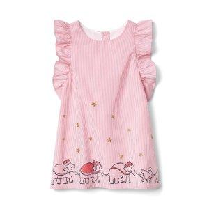 babyGap | Disney Baby Dumbo flutter dress | Gap