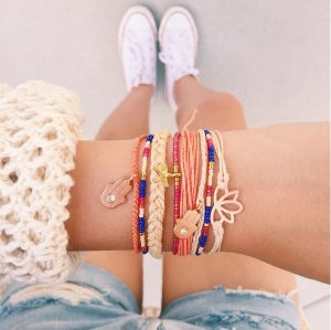 50% Off + Free Shipping All Orders @ Pura Vida Cyber Monday Sale