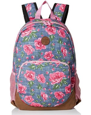Limited Too Girls' Canvas Backpack