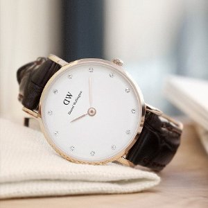 €64.41 Daniel Wellington Women's 0903DW Bristol Rose Gold Watch