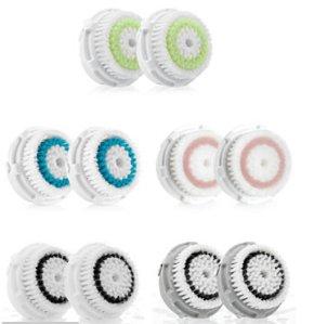 $30.8(reg.$44) Clarisonic Brush Head Dual Pack Options