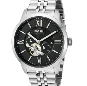 Lowest price! $95.03( reg. $215 ) Fossil Townsman Automatic Stainless Steel Watch