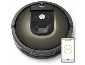 $799.99 iRobot Roomba 980 Robot Vacuum